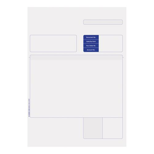 Sage Compatible Multipurpose Form for Laser or Inkjet 297x210mm A4 Ref SE80S [Pack 500]