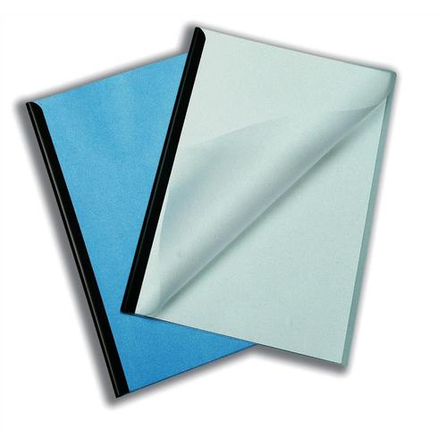 Durable Report Covers PVC Capacity 100 Sheets A3 Folds to A4 Clear [Pack 50]