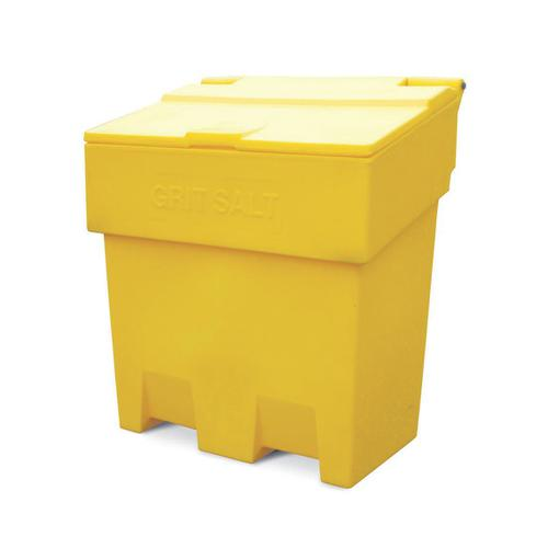 Bentley Grit and Salt Bin Polyethylene Capacity 240kg Weight 14kg Ref SPC/GRIT200
