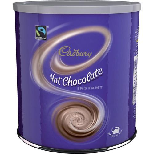Cadbury Chocolate Break Fairtrade Hot Chocolate Powder 70 Servings 2Kg Ref 403136