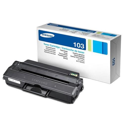 Samsung MLT-D103L LaserToner Cartridge High Yield Page Life 2500pp Black Ref MLT-D103L/ELS