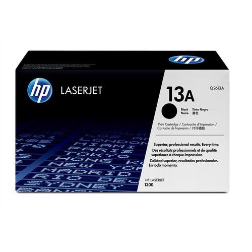 HP 13A Laser Toner Cartridge Page Life 2500pp Black Ref Q2613A