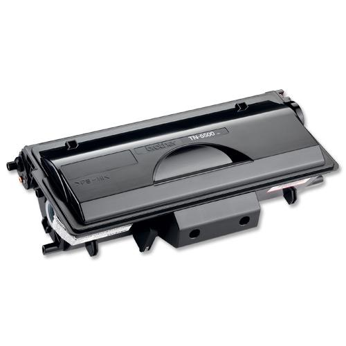 Brother Laser Toner Cartridge High Yield Page Life 12000pp Black Ref TN-5500