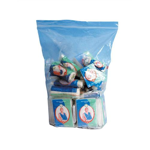 Wallace Cameron Refill for 50 Person First-Aid Kit HS3 Ref 1036093