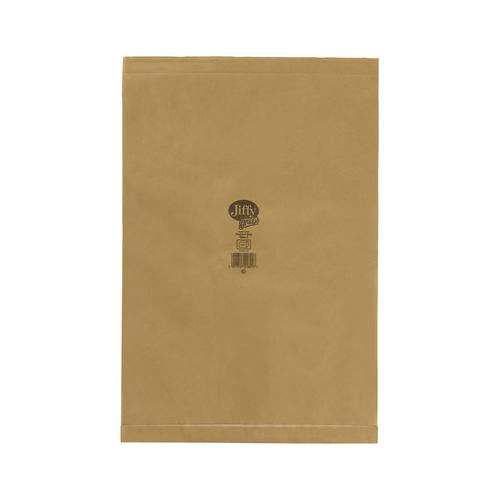 Jiffy Green Padded Bags Kraft and Recycled Paper Cushioning Size 8 442x661mm Ref 01903 [Pack 25]