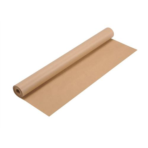 Kraft Wrapping Paper Roll 70gsm 750mmx25m Brown