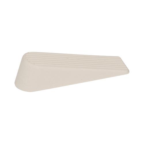 Door Wedge Rubber White [Pack 2]