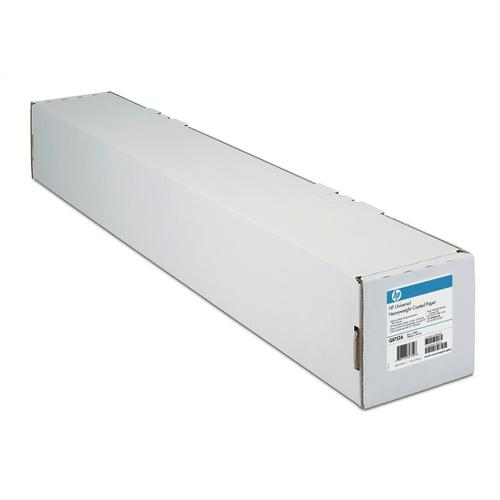 Hewlett Packard [HP] DesignJet Coated Paper 90gsm 42 inch Roll 1067mmx45.7m Ref C6567B