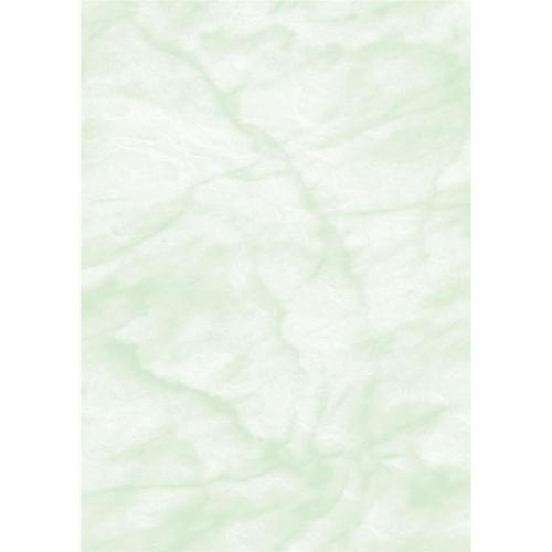 Marble Paper for Laser and Inkjet Printers 90gsm A4 Green [100 Sheets]