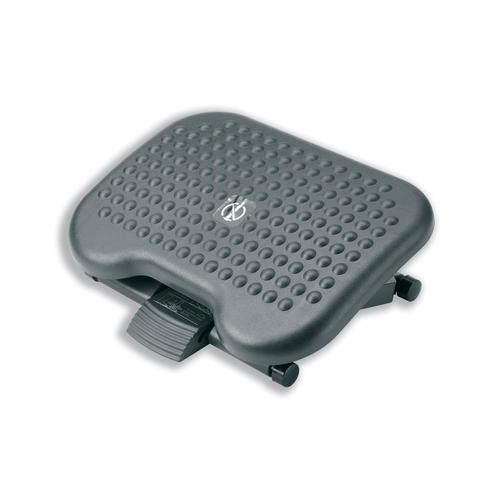 Footrest Tilting Adjustable H95-170mm Charcoal Ref CCS 23751