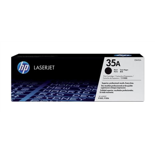 HP 35A Laser Toner Cartridge Page Life 1500pp Black Ref CB435A