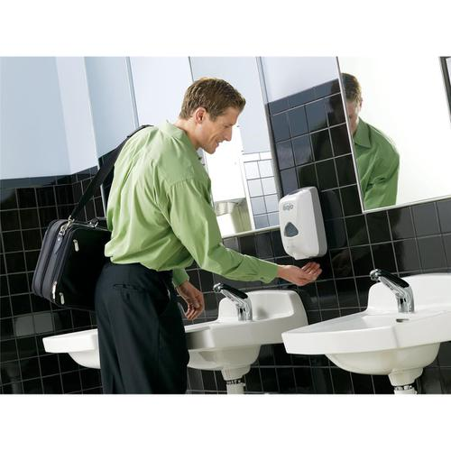 Gojo TFX Foam Soap Dispenser Touch Free W155xD100xH270mm Grey/White Ref X06240