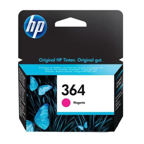 Hewlett Packard [HP]No.364 Inkjet Cartridge Page Life 300pp 3ml Magenta Ref CB319EE