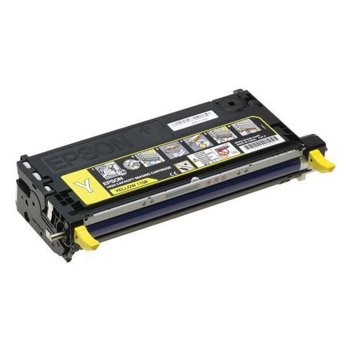 Epson S051158 Laser Toner Cartridge High Capacity Page Life 6000pp Yellow Ref C13S051158