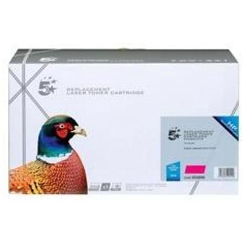 5 Star Office Remanufactured Laser Toner Cartridge Page Life 6000pp Magenta [HP 503A Q7583A Alternative]