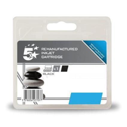 5 Star Office Reman InkJet Cart HY PageLife 9200pp 173.5ml Black [HP No.970XL CN625AE Alternative]