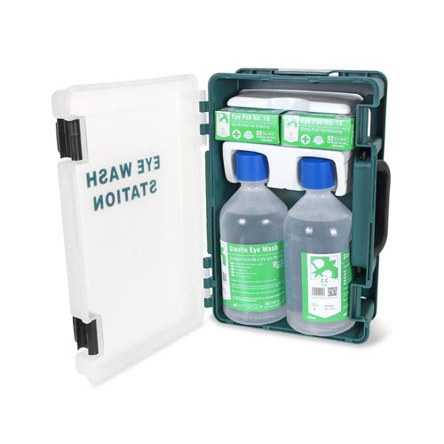 5 Star Facilities Eye Wash Station Carry