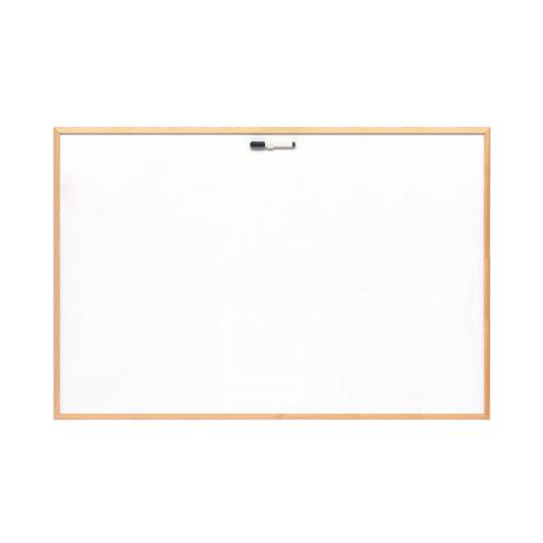 5 Star Lightweight Drywipe Board W1200xH900mm Pine Frame