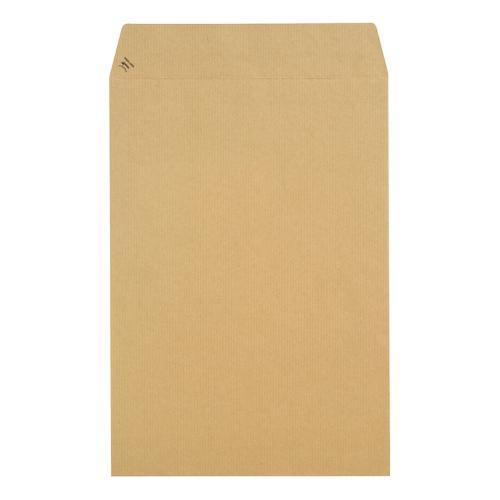 New Guardian Envelopes FSC Pocket Peel & Seal Heavyweight 130gsm 330x279mm Manilla Ref H23213 [Pack 125]