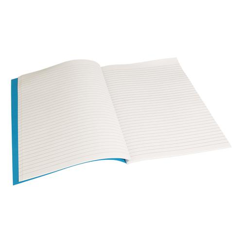 Cambridge Counsels Notebook Ruled and Perforated 96pp A4 Blue Ref 100105941 [Pack 10]
