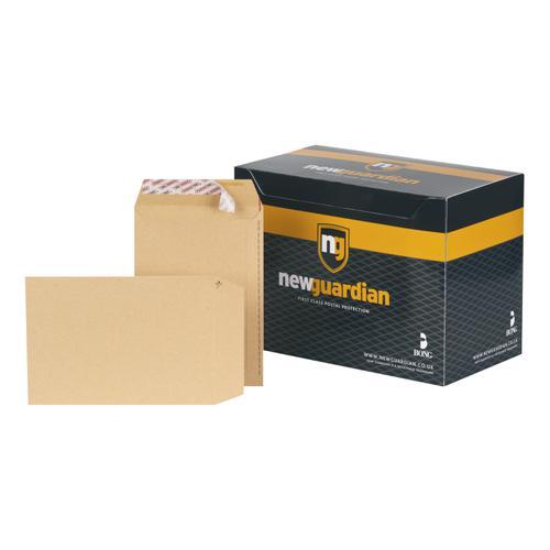 New Guardian Envelopes FSC Pocket Peel & Seal Hvyweight 130gsm C5 229x162mm Manilla Ref L26039 [Pack 250]
