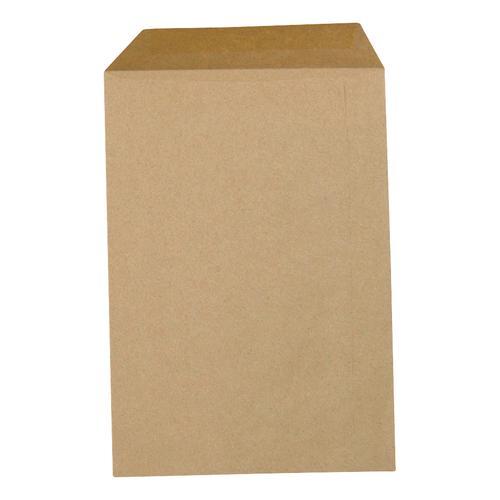 5 Star Office Envelopes FSC Pocket Gummed Lightweight 80gsm C4 324x229mm Manilla [Pack 500]