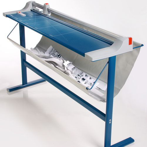 Dahle Rotary Trimmer 1300mm Length 2mm Capacity Incl Stand