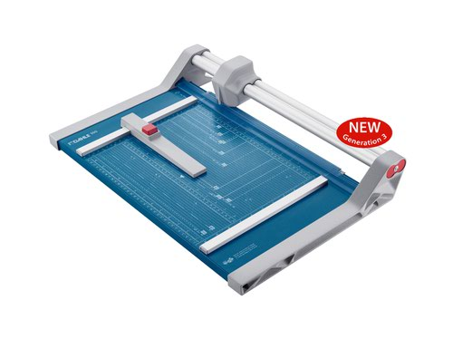 Dahle Rotary Trimmer - cutting length 360 mm/cutting capacity 2 mm generation 3