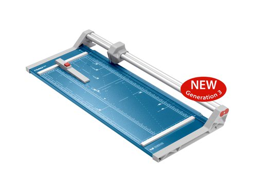 Dahle Rotary Trimmer - cutting length 720 mm/cutting capacity 2 mm generation 3