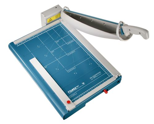 Dahle Guillotine 460mm Length 3.5mm Capacity with Table