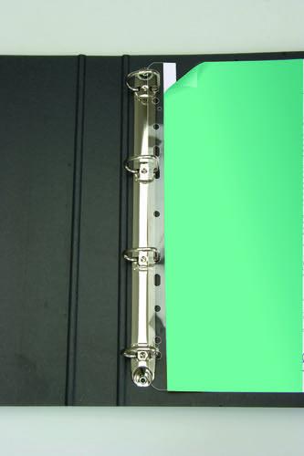 Pelltech Filing Strips A4 Pack of 100