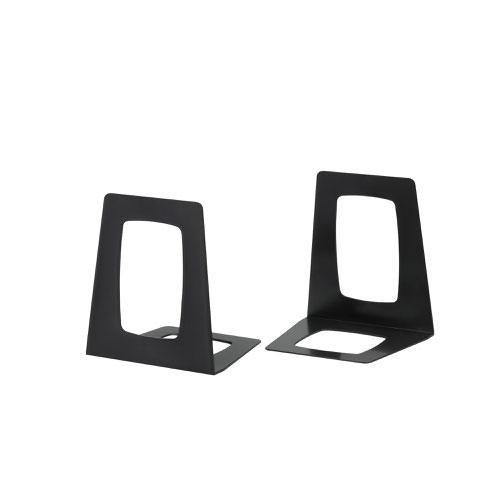 Jalema Resolution Bookends Pack of 2 Black