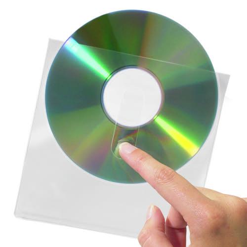 Pelltech CD Pockets Pack of 6