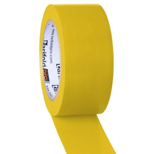 Tarifold Marking Tape 50mm x 33Mtrs Yellow