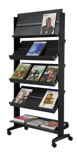 FastPaper Easy Literature Display Single Sided