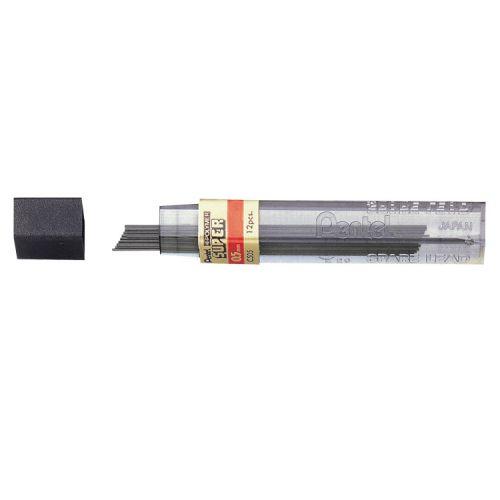 Pentel 0.5mm HB Mechanical Pencil Lead (Pack of 144) C505-HB