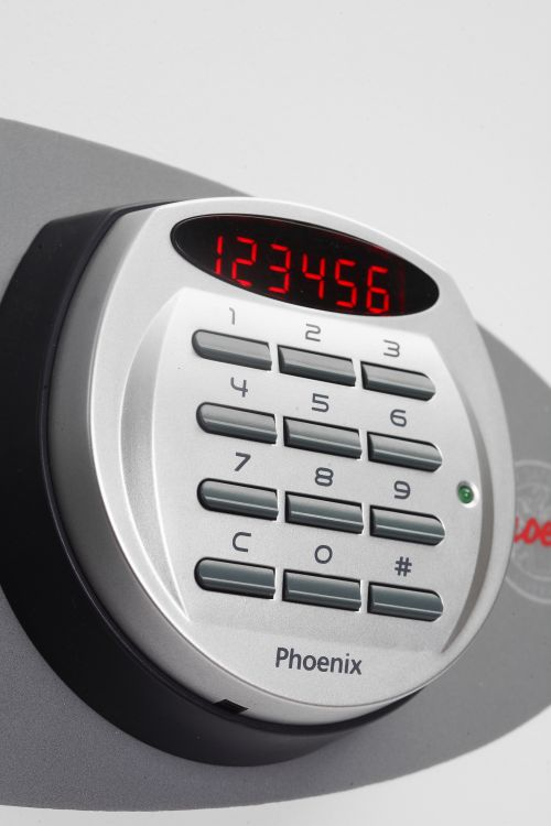 Phoenix Datacare DS2003E Size 3 Data Safe With Electronic Lock Data Safes FS8305