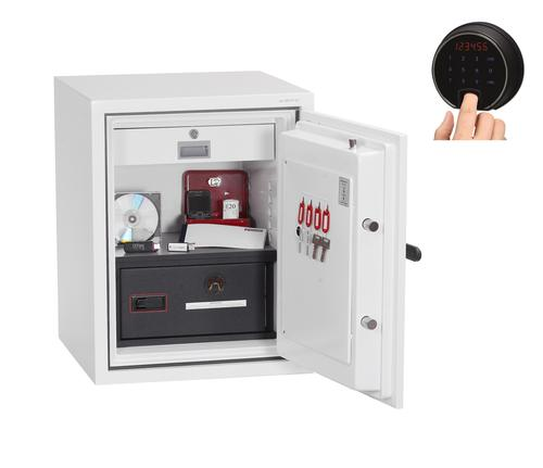 Phoenix Datacombi DS2501F Size 1 Data Safe with Fingerprint Lock