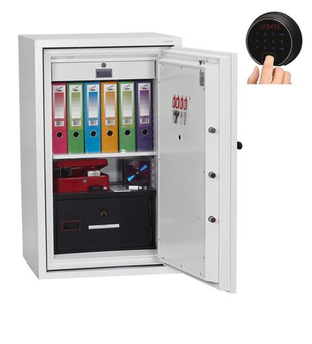 Phoenix Datacombi Size 3 Data Safe with Fingerprint Lock