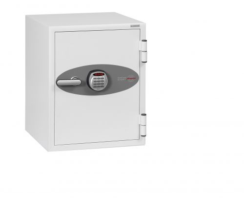 Phoenix Fire Fighter Security Safe with Electronic Lock 500x500x720mm 63litre FS0441E