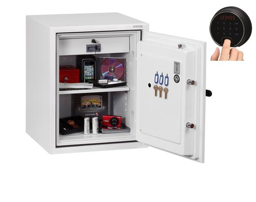 Phoenix Fire Fighter FS0441F Size 1 Fire Safe with Fingerprint Lock