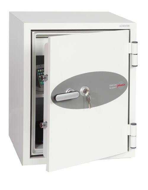 Phoenix Fire Fighter FS0441K Size 1 Fire Safe with Key Lock