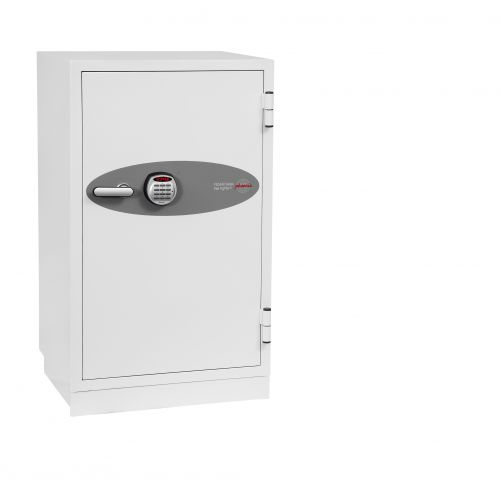 Phoenix Fire Fighter Security Safe with Electronic Lock 655x560x1145mm 145litre FS0443E
