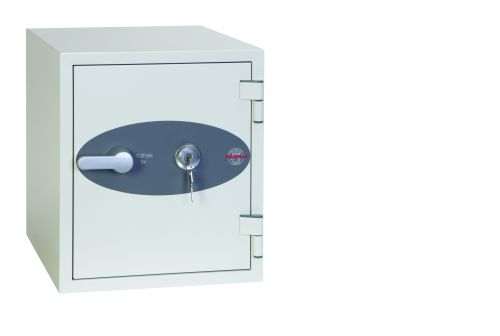 Phoenix Titan Size 2 Fire & Security Safe with Key Lock