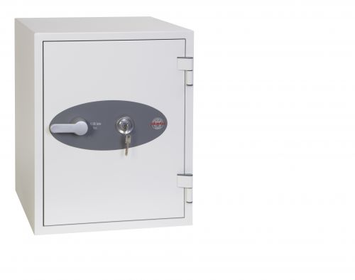 Phoenix Titan Size 3 Fire & Security Safe with Key Lock