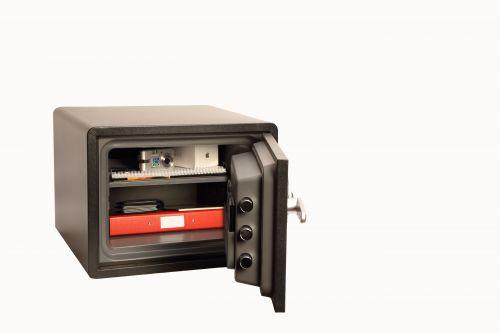 Phoenix FS1291E Titan Aqua Fire & Water Resistant Safe  Data Safes FS1848