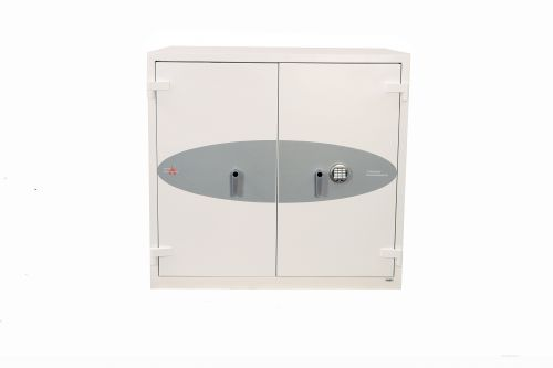 Phoenix Fire Commander Pro FS1921E Size 1 S2 Security Fire Safe with Electronic Lock