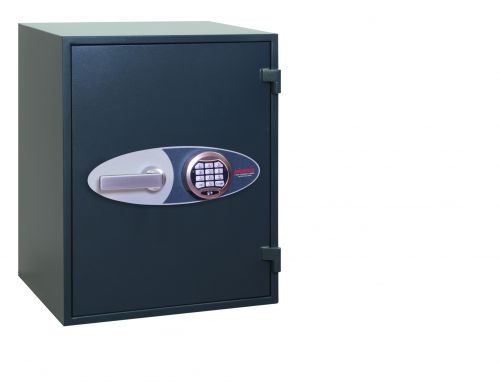 Phoenix Neptune HS1054E Size 4 High Security Euro Grade 1 Safe with Electronic Lock