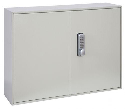 Phoenix Deep Key Cabinet KC0303M 200 Hook with Mechancical Combination Lock