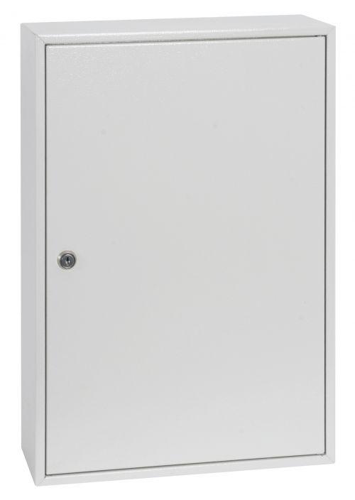 Phoenix Deep Plus & Padlock Key Cabinet KC0502K 50 Hook with Key Lock